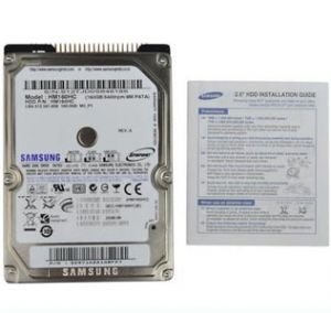 HDD 160GB - IDE