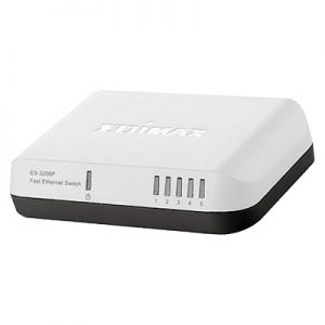 NET / SWITCH 10/100 5 PORT EDIMAX ES-3205P