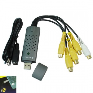USB USB to 4 x DVR