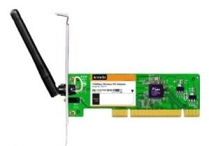 WLAN PCI TENDA W311P B/G/N