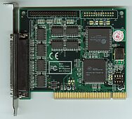 КОНТРОЛЕР PCI 8xRS232 CHRONOS MP954R8