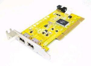 КОНТРОЛЕР PCI TO IEEE-1394 (FIREWIRE)