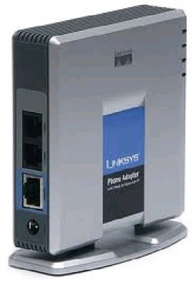VOIP / LINKSYS PAP2T